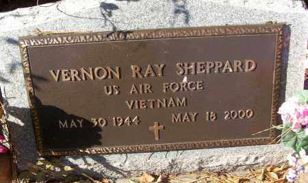 SHEPPARD (VETERAN VIET), VERNON RAY - White County, Arkansas | VERNON RAY SHEPPARD (VETERAN VIET) - Arkansas Gravestone Photos