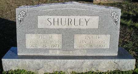 SHURLEY, JOE M. - White County, Arkansas | JOE M. SHURLEY - Arkansas Gravestone Photos