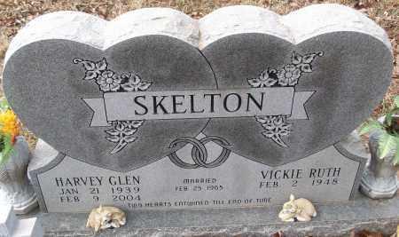 SKELTON, HARVEY GLEN - White County, Arkansas | HARVEY GLEN SKELTON - Arkansas Gravestone Photos
