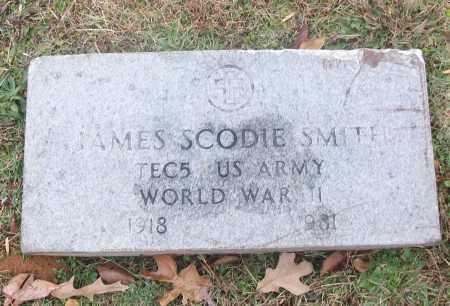 SMITH  (VETERAN WWII), JAMES SCODIE - White County, Arkansas | JAMES SCODIE SMITH  (VETERAN WWII) - Arkansas Gravestone Photos