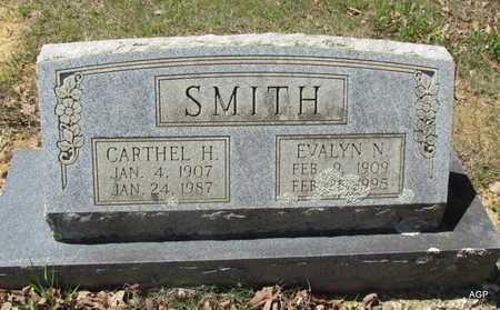 SMITH, CARTHEL H - White County, Arkansas | CARTHEL H SMITH - Arkansas Gravestone Photos