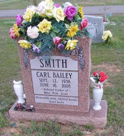 SMITH, CARL BAILEY - White County, Arkansas   CARL BAILEY SMITH - Arkansas Gravestone Photos