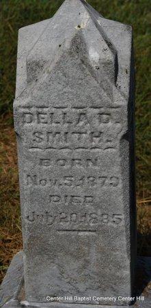 SMITH, DELLA D - White County, Arkansas | DELLA D SMITH - Arkansas Gravestone Photos