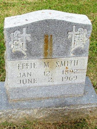 SMITH, EFFIE M. - White County, Arkansas | EFFIE M. SMITH - Arkansas Gravestone Photos