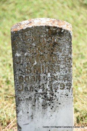 SMITH, EARLIE - White County, Arkansas | EARLIE SMITH - Arkansas Gravestone Photos