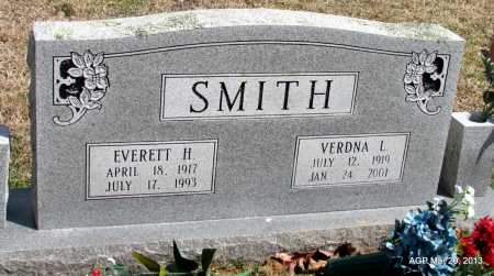 SMITH, VERDNA L - White County, Arkansas | VERDNA L SMITH - Arkansas Gravestone Photos
