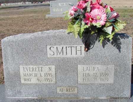 SMITH, LAURA A - White County, Arkansas | LAURA A SMITH - Arkansas Gravestone Photos