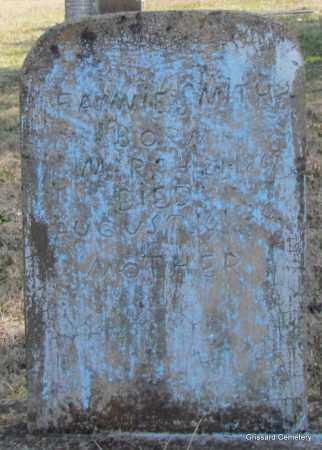 SMITH, FANNIE - White County, Arkansas | FANNIE SMITH - Arkansas Gravestone Photos