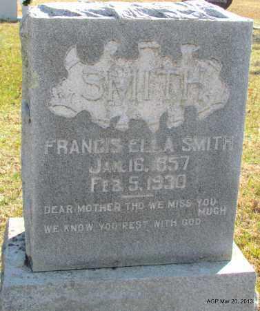 SMITH, FRANCES ELLA - White County, Arkansas | FRANCES ELLA SMITH - Arkansas Gravestone Photos