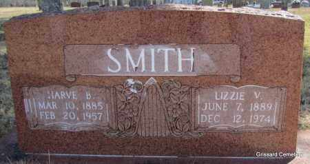 SMITH, LIZZIE V - White County, Arkansas | LIZZIE V SMITH - Arkansas Gravestone Photos