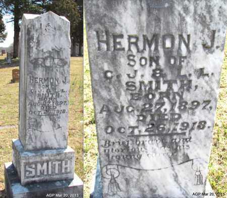 SMITH, HERMON J - White County, Arkansas | HERMON J SMITH - Arkansas Gravestone Photos