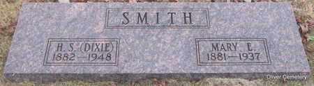 SMITH, H S (DIXIE) - White County, Arkansas | H S (DIXIE) SMITH - Arkansas Gravestone Photos