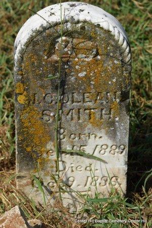 SMITH, JACK C. OLEAN - White County, Arkansas   JACK C. OLEAN SMITH - Arkansas Gravestone Photos
