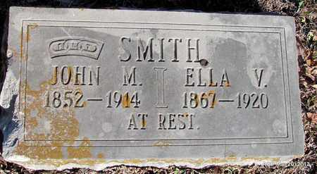SMITH, ELLA V - White County, Arkansas | ELLA V SMITH - Arkansas Gravestone Photos