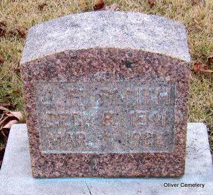 SMITH, J F - White County, Arkansas | J F SMITH - Arkansas Gravestone Photos