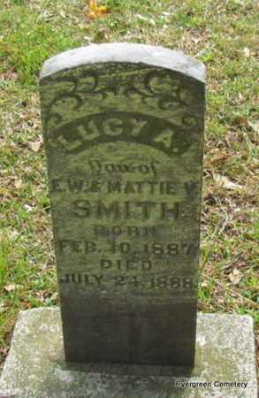 SMITH, LUCY A - White County, Arkansas   LUCY A SMITH - Arkansas Gravestone Photos