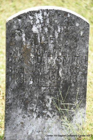 SMITH, LILLIE O - White County, Arkansas | LILLIE O SMITH - Arkansas Gravestone Photos