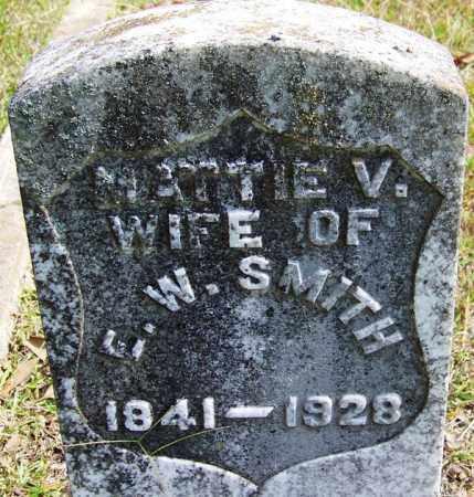SMITH, MATTIE V - White County, Arkansas | MATTIE V SMITH - Arkansas Gravestone Photos