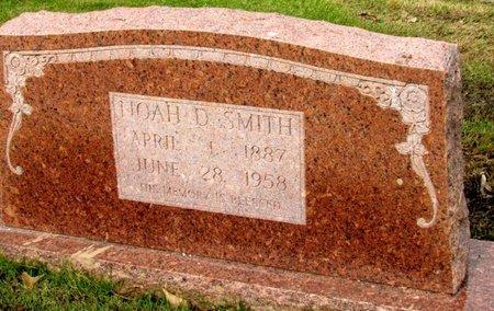 SMITH, NOAH D. - White County, Arkansas   NOAH D. SMITH - Arkansas Gravestone Photos