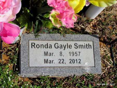 SMITH, RONDA GAYLE - White County, Arkansas | RONDA GAYLE SMITH - Arkansas Gravestone Photos