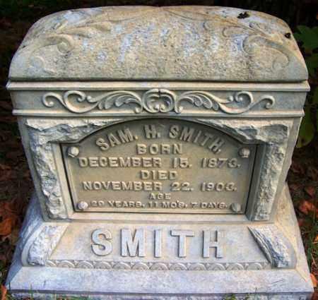 SMITH, SAM H - White County, Arkansas | SAM H SMITH - Arkansas Gravestone Photos
