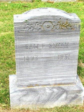 SMITH, SAM F. - White County, Arkansas | SAM F. SMITH - Arkansas Gravestone Photos