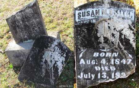SMITH, SUSAN M. - White County, Arkansas | SUSAN M. SMITH - Arkansas Gravestone Photos