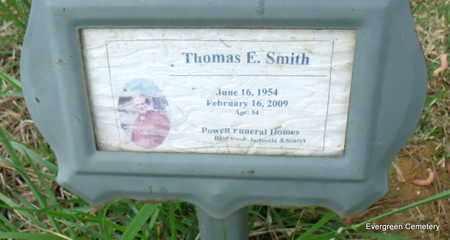 SMITH, THOMAS E - White County, Arkansas | THOMAS E SMITH - Arkansas Gravestone Photos