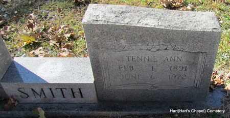 SMITH, TENNIE ANN (CLOSE UP) - White County, Arkansas | TENNIE ANN (CLOSE UP) SMITH - Arkansas Gravestone Photos