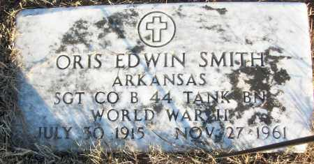 SMITH (VETERAN WWII), ORIS EDWIN - White County, Arkansas | ORIS EDWIN SMITH (VETERAN WWII) - Arkansas Gravestone Photos