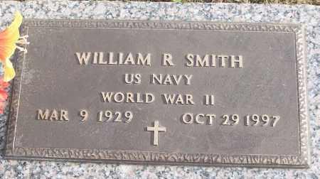 SMITH (VETERAN WWII), WILLIAM R - White County, Arkansas | WILLIAM R SMITH (VETERAN WWII) - Arkansas Gravestone Photos