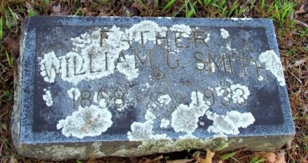 SMITH, WILLIAM G. - White County, Arkansas | WILLIAM G. SMITH - Arkansas Gravestone Photos