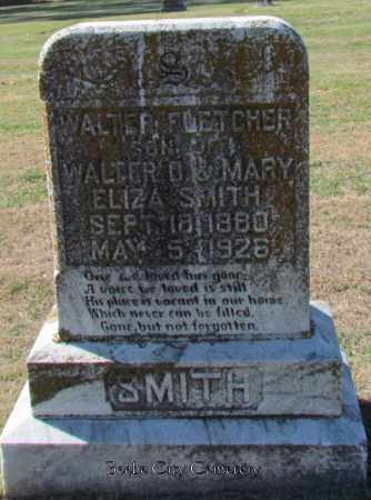 SMITH, WALTER FLETCHER - White County, Arkansas   WALTER FLETCHER SMITH - Arkansas Gravestone Photos