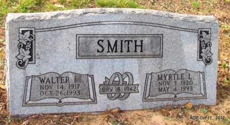 SMITH, MYRTLE L - White County, Arkansas | MYRTLE L SMITH - Arkansas Gravestone Photos