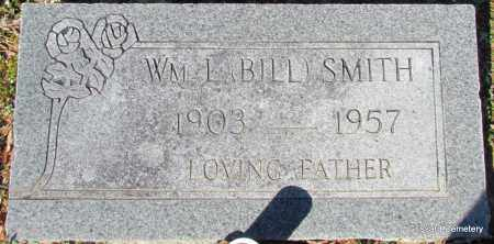 SMITH, WM L (BILL) - White County, Arkansas | WM L (BILL) SMITH - Arkansas Gravestone Photos