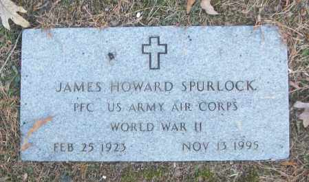SPURLOCK (VETERAN WWII), JAMES HOWARD - White County, Arkansas | JAMES HOWARD SPURLOCK (VETERAN WWII) - Arkansas Gravestone Photos