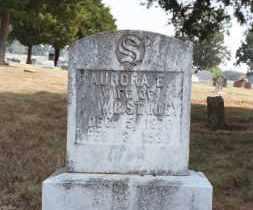 STANLEY, AURORA ELIZABETH - White County, Arkansas | AURORA ELIZABETH STANLEY - Arkansas Gravestone Photos