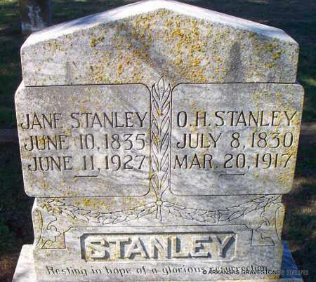 STANLEY, JANE - White County, Arkansas   JANE STANLEY - Arkansas Gravestone Photos