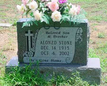 STONE, ALONZO - White County, Arkansas | ALONZO STONE - Arkansas Gravestone Photos