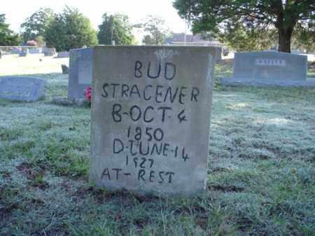 "STRACENER, CONSTANTINE COLUMBUS ""BUD"" - White County, Arkansas | CONSTANTINE COLUMBUS ""BUD"" STRACENER - Arkansas Gravestone Photos"