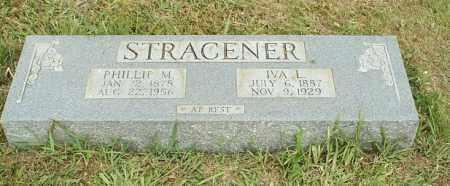 STRACENER, PHILLIP MARION - White County, Arkansas   PHILLIP MARION STRACENER - Arkansas Gravestone Photos