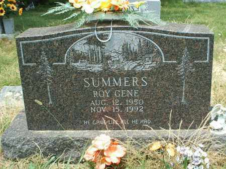 SUMMERS, ROY GENE - White County, Arkansas | ROY GENE SUMMERS - Arkansas Gravestone Photos