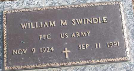 SWINDLE (VETERAN), WILLIAM M - White County, Arkansas | WILLIAM M SWINDLE (VETERAN) - Arkansas Gravestone Photos