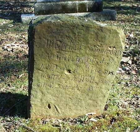 SWINFORD, IRENA FRANCIS - White County, Arkansas | IRENA FRANCIS SWINFORD - Arkansas Gravestone Photos
