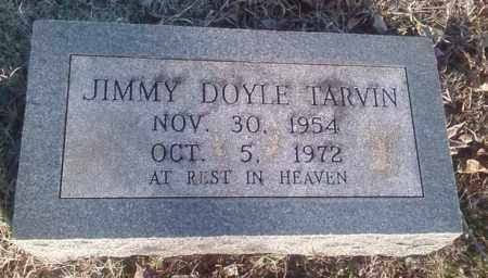 TARVIN, JIMMY DOYLE - White County, Arkansas | JIMMY DOYLE TARVIN - Arkansas Gravestone Photos