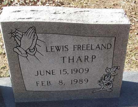 THARP, LEWIS FREELAND - White County, Arkansas | LEWIS FREELAND THARP - Arkansas Gravestone Photos