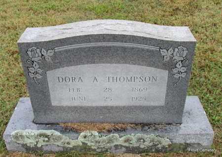 THOMPSON, DORA A - White County, Arkansas | DORA A THOMPSON - Arkansas Gravestone Photos
