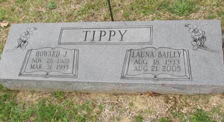 TIPPY, HOWARD J - White County, Arkansas | HOWARD J TIPPY - Arkansas Gravestone Photos