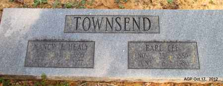 TOWNSEND, EARL LEE - White County, Arkansas | EARL LEE TOWNSEND - Arkansas Gravestone Photos