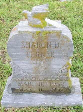TURNER, SHARON D - White County, Arkansas | SHARON D TURNER - Arkansas Gravestone Photos